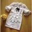 Lady Ribbon Online เสื้อผ้าออนไลน์ขายส่ง very very pretty เสื้อผ้า VP05140816 Princess White Lace and Cotton Dress thumbnail 4