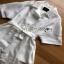 Lady Ribbon Olivia Mini Coat with Belt ขายส่งมินิโค้ต thumbnail 5