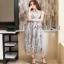 Lady Ribbon Midi Dress thumbnail 4