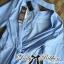 Lady Ribbon Online ขายส่งเสื้อผ้าออนไลน์ Lady Ribbon LR03040816 &#x1F380 Lady Ribbon's Made &#x1F380 Lady Lilly Chinoise Chic Backless Shirt Dress thumbnail 6