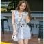 Lace Dress เดรสแขนกุดผ้าลูกไม้ thumbnail 3