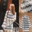 ชุดเดรสแฟชั่นฤดูร้อน เสื้อผ้าลูกไม้เกาหลี thumbnail 1