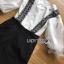 Lady Ribbon Dress Set ขายส่งเซ็ตเสื้อผ้าคอตตอน thumbnail 5