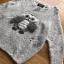 Lady Owl Fur Sweater เสื้อสเวตเตอร์ขนเฟอร์ thumbnail 6