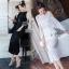 Lady Ribbon ออนไลน์ เสื้อผ้าออนไลน์ พร้อมส่งของแท้ SV03130716 &#x1F389Sevy Two Pieces Of Hollow Knit Blouse With Skirt Sets thumbnail 3