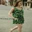 ASOS แฟชั่นจั้มสูตรเกาหลีสีเขียว เสื้อผ้าสีสันสดใส thumbnail 2