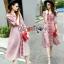 Lady Ribbon ขายเดรส Pink Denim Dress thumbnail 2