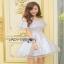 Lady Ribbon Mini Dress thumbnail 6
