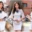 Lady Ribbon Online เสื้อผ้าออนไลน์ขายส่ง very very pretty เสื้อผ้า VP05140816 Princess White Lace and Cotton Dress thumbnail 1
