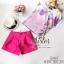 เสื้อผ้าแฟชั่นเกาหลีเซ็ตเสื้อกางเกง thumbnail 4