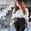 Lady ribbon Embroidered Jumpsuit thumbnail 4
