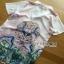 Chinese Style Printed Shirt Dress Lady เชิ้ตเดรส thumbnail 10