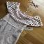 Lady Ribbon Nude Lace Playsuit เพลย์สูทสีชมพู thumbnail 8