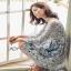 Lady Ribbon Lace Dress ขายเดรสผ้าลูกไม้ thumbnail 3