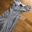 Lady Ribbon Striped Jumpsuit จัมป์สูทผ้าคอตตอน thumbnail 4