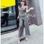 Zippy Jumpsuit with Belt Lady Ribbon จัมป์สูทแขนกุด thumbnail 5