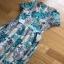 Lady Ribbon Lace Maxi Dress ขายส่งเดรสยาว thumbnail 5