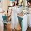 Lady Ribbon Maxi Dress เดรสยาว thumbnail 1
