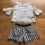 Lady Ribbon Chloe Cut-Out Top and Striped เสื้อคอตตอนแต่งลูกไม้ thumbnail 8