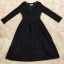 Luxury Lace Dress Long dress ลูกไม้ยาว คอวี thumbnail 9