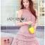 Mini Dress Lady Ribbon ขายมินิเดรส thumbnail 1