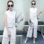 Lady Ribbon Online ขายส่งเสื้อผ้าแฟชั่นออนไลน์ เสื้อผ้า Normal Ally NA13080816 &#x1F389Normal Ally Present lace prince summer set &#x1F389 thumbnail 1