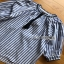 ZARA Blue Striped Lady Ribbon with Tassel thumbnail 4