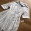 Shirt Dress เชิ้ตเดรสแขนสั้นผ้าลูกไม้สไตล์เฟมินีน thumbnail 11
