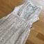 Classic Elegant Lace Dress Lady Ribbon เดรสผ้าคลาสสิก thumbnail 6