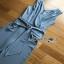 Lady Ribbon Calinda Blue Crepe Jumpsuit thumbnail 7