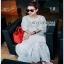 White Lady Ribbon Cotton Dress ขายเดรสผ้าคอตตอน thumbnail 1