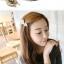 w1381 - Hair Accessories,ที่คาดผม,เครื่องประดับผม,กิ๊ปติดผม,เครื่องประดับ feather starfish hairpin thumbnail 10