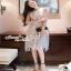 เสื้อผ้าแฟชั่นเกาหลีเดรสสวยหรู ทรงสวยด้วยเดรสทรงเข้ารูป thumbnail 4