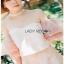 Lady Ribbon Pink Off-Shoulder Top and Shorts thumbnail 4