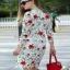 เสื้อผ้าแฟชั่นเกาหลีสวยหรูดูไฮด้วยเดรสทรงเข้ารูป สวยหรูดูดี thumbnail 2