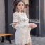 Lady Ribbon ขายส่ง White Lace Dress thumbnail 4