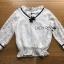 White Lace Blouse Lady Ribbon ขายผ้าลูกไม้ขาว thumbnail 7