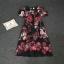 ผ้าชีฟองปักกุหลาบพร้อมซับใน thumbnail 6