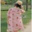 Lady Ribbon Boho Roses ผ้าลายกุหลาบ thumbnail 5