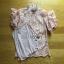 Lace Blouse เสื้อลูกไม้สไตล์โมเดิร์นวินเทจ thumbnail 4