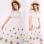 เสื้อผ้าสีขาวแฟชั่นลายดาว thumbnail 2