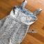 Lady Ribbon Denim Dress thumbnail 8