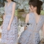 Lady Ribbon Mandy Sweet Modern Lace Dress thumbnail 1