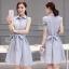 Sevy Casual Classic V Collar Sleeveless Dress Type: Dress thumbnail 2