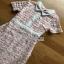 Lace Mini Dress Lady Ribbon มินิเดรสผ้าลูกไม้ thumbnail 4