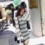 ชุดเดรสแฟชั่นฤดูร้อน เสื้อผ้าลูกไม้เกาหลี thumbnail 4