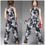 Printed Ribbon Jumpsuit Lady Ribbon ขายจัมป์สูท thumbnail 2