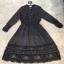 long dress ผ้าซาติน เสื้อผ้าแฟชั่น เสื้อผ้าแฟชั่นเกาหลี Cliona thumbnail 4
