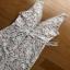 Guipure Lady Ribbon Lace Dress ขายเดรสผ้าลูกไม้ thumbnail 6