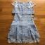 Lady Ribbon Melanie Sweet Dress เดรสกระโปรงจับจีบ thumbnail 9